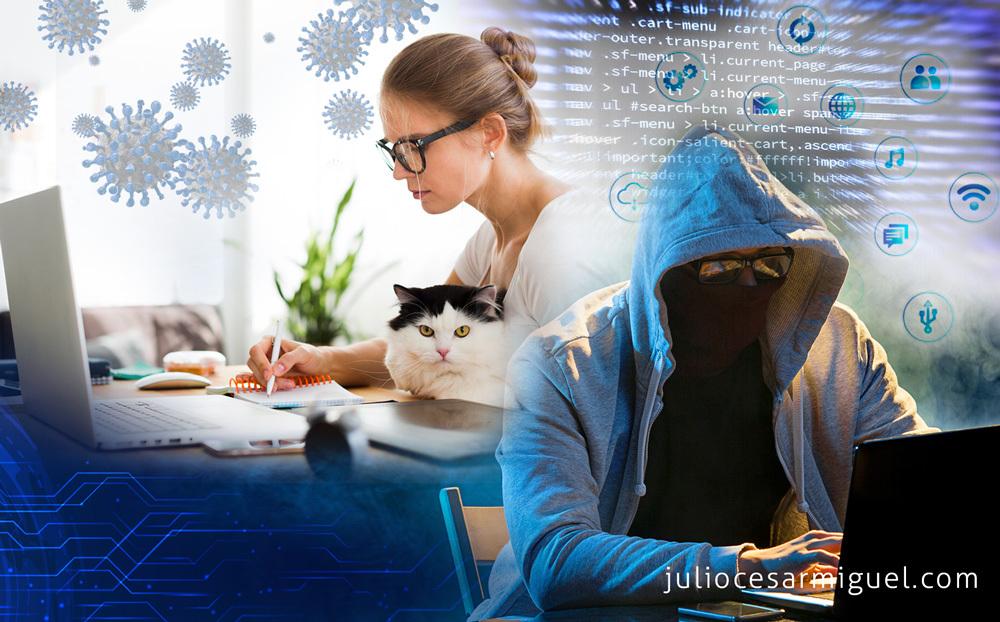COVID-19, teletrabajo y ciberseguridad