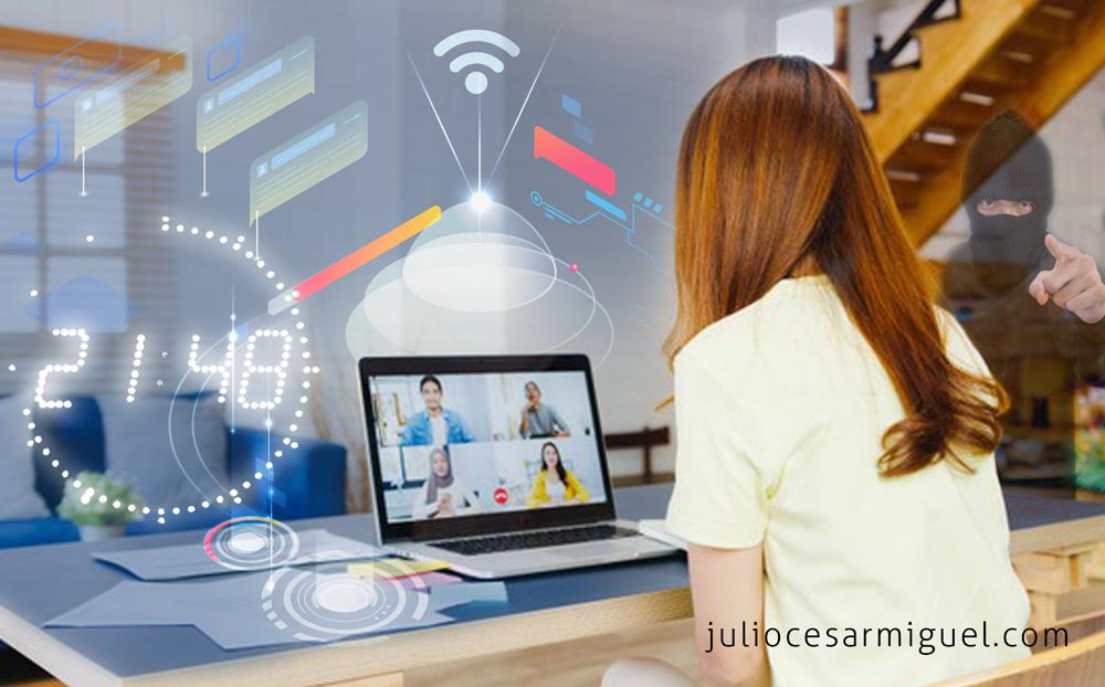 Ley del trabajo a distancia y ciberseguridad